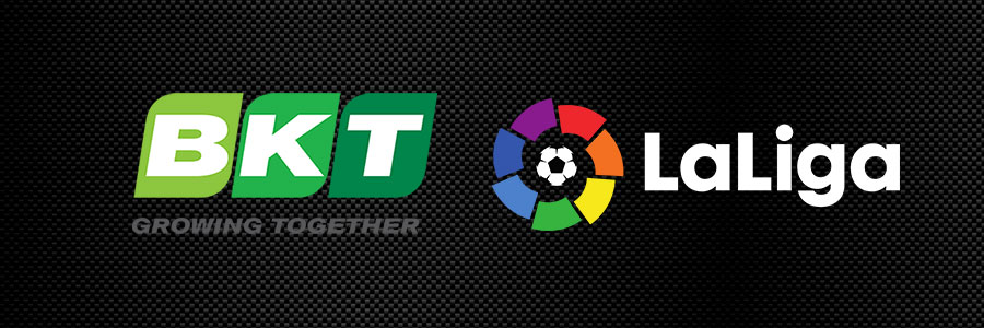 BKT signs and agreement with LaLiga