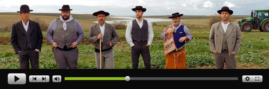 """Videoclip release """"I'm fitting my tractor"""""""
